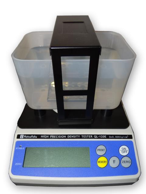 Matsuhaku泡绵密度测试仪QL-120Y图片